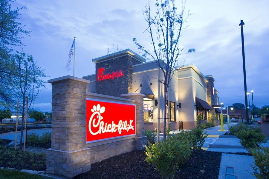 Chick Fil A | Hill Gray Seven